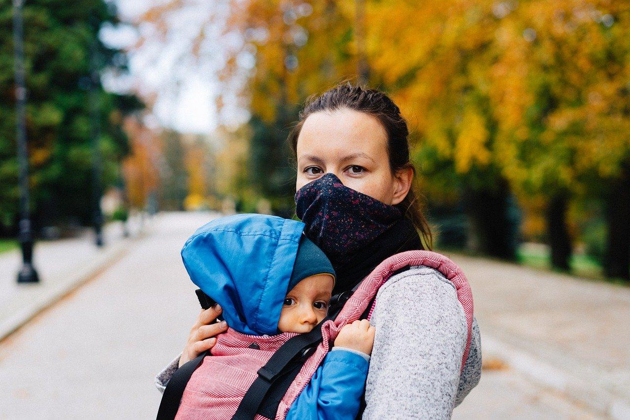 Tiene sentido el mandato de la CDC de poner mascarillas a los niños de 2 años