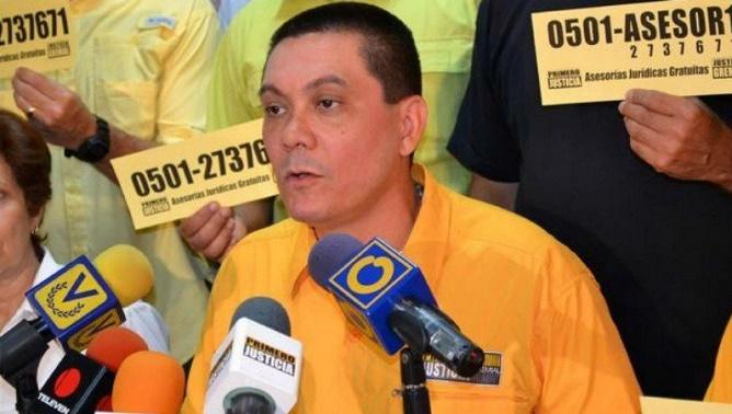 Concejal Fernando Albán muere bajo custodia del Sebin