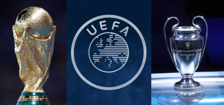 UEFA confirma que investigara al Real Madrid, Barcelona y Juventus
