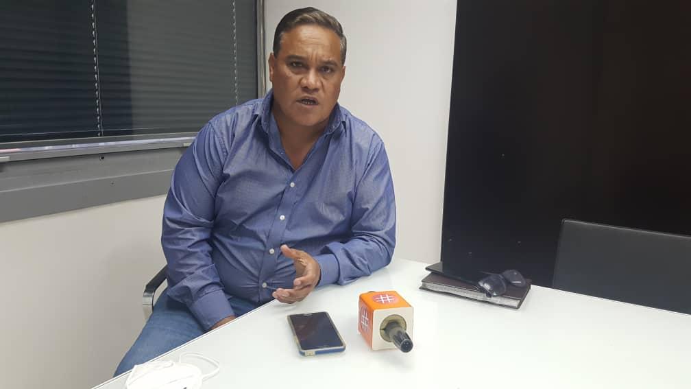 """""""El horizonte de trabajo es el rescate democrático de nuestra querida gobernación en La Guaira"""""""